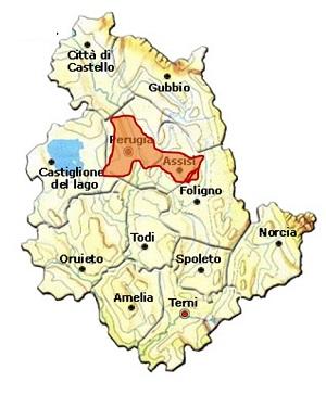 Assisi DOC area