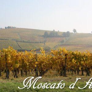 Asti DOCG, Moscato d'Asti DOCG