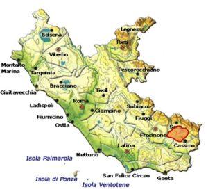 Atina DOC area