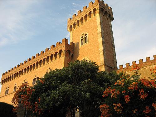 Bolgheri DOC - castello