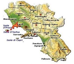 Campi Flegrei DOC area