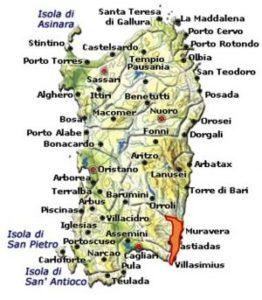 Cannonau di Sardegna DOC - sottozona Capo Ferrato