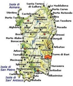 Cannonau di Sardegna DOC - sottozona Jerzu