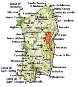 Cannonau di Sardegna DOC - sottozona Oliena o Nepente di Oliena