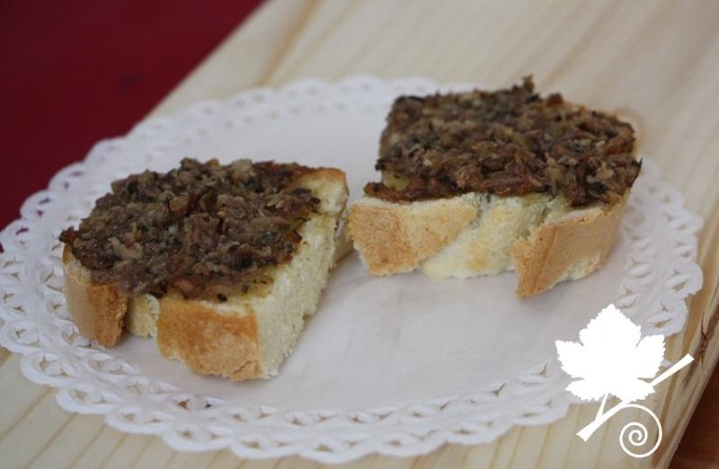 Cantina Feudo Ramaddini - Sala degustazione