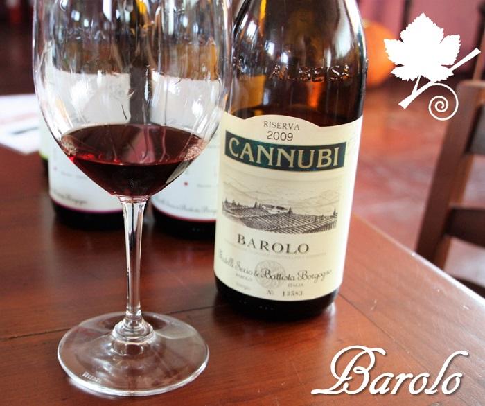 Cantina Fratelli Serio e Battista Borgogno - barolo cannubi