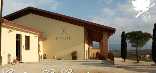 Cantina Le Cimate - ingresso edificio cantina