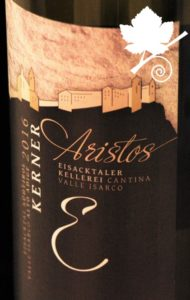 Cantina Valle Isarco - Kerner 2016