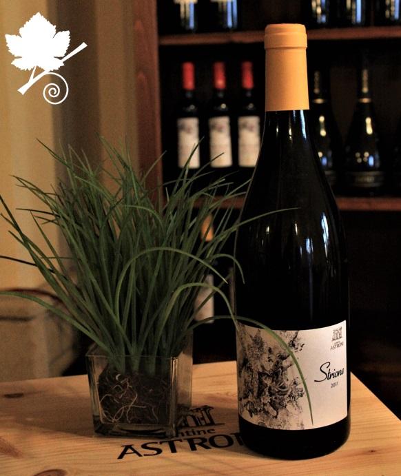 Cantina degli Astroni Strione vino