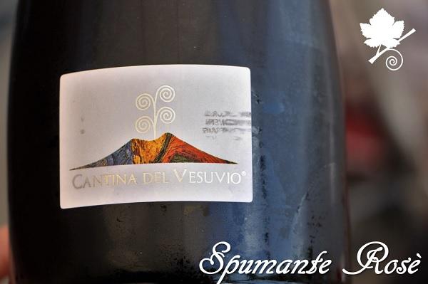 Cantina del Vesuvio - Capafresca – Spumante Extra Dry Rosè