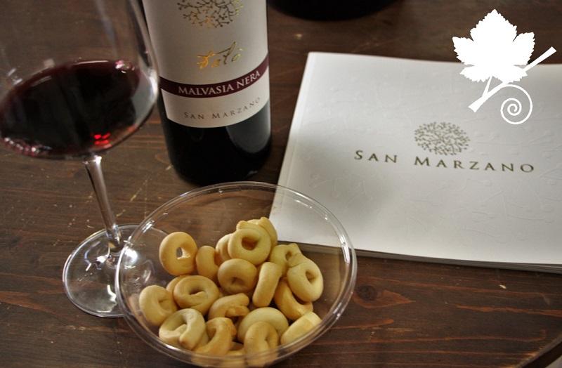 Cantine San Marzano - Talò Malvasia nera
