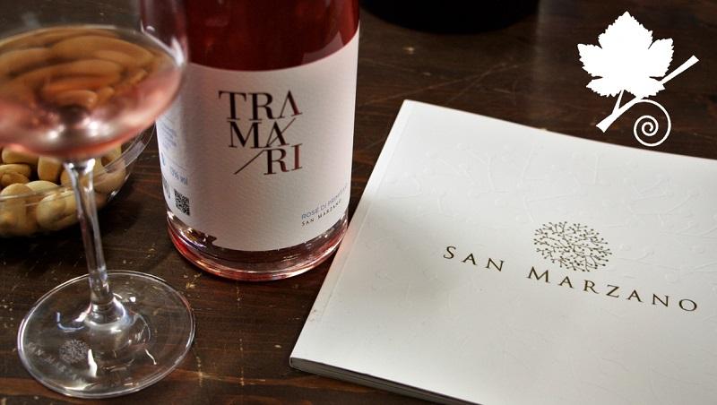 Cantine San Marzano - Tramari Rosè di Primitivo