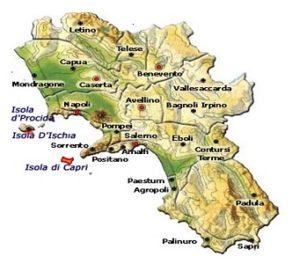 Capri DOC area
