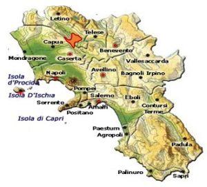 Casavecchia DOC area