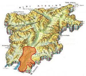 Casteller DOC area