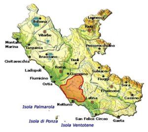 Castelli Romani DOC area