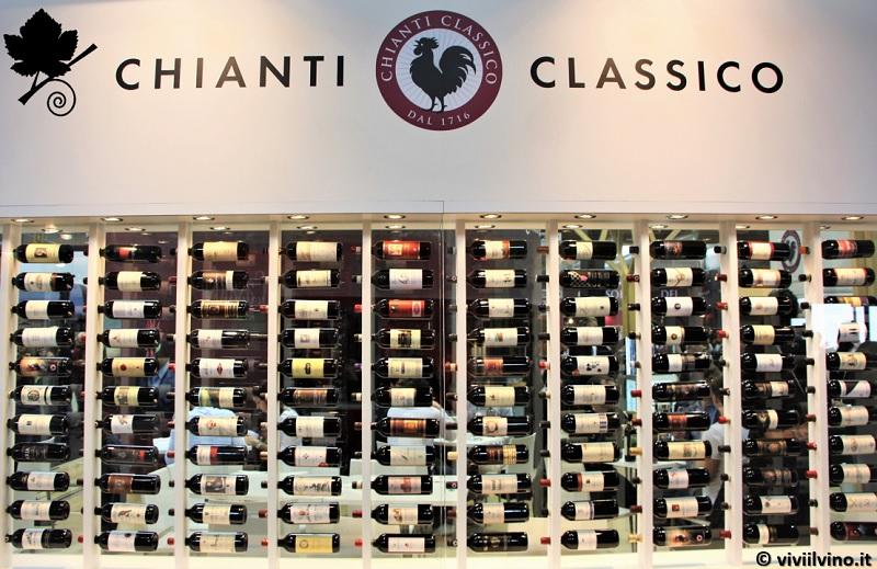 Chianti Classico DOCG bottiglie