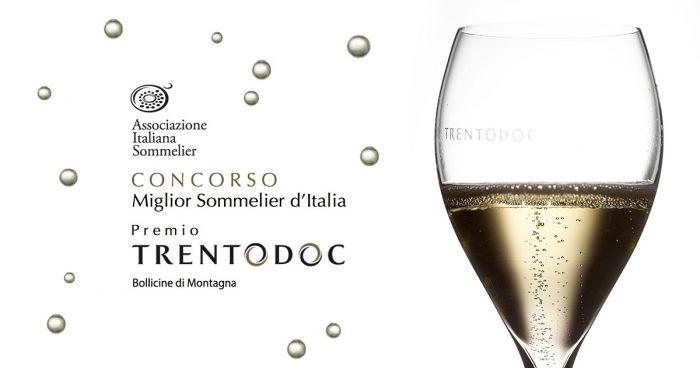Concorso Miglior sommelier d Italia 2017 Premio TRENTODOC