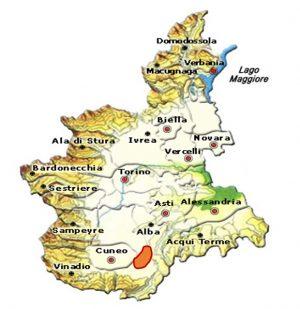 Dogliani DOCG area
