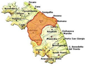 Esino DOC area