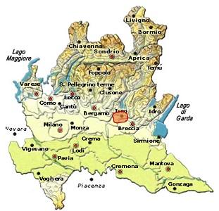 Franciacorta DOCG area