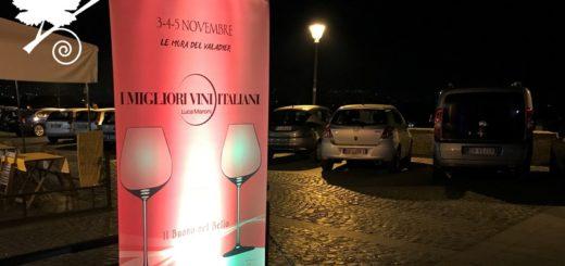 Frascati 2017 con Luca Maroni - I Migliori Vini Italiani