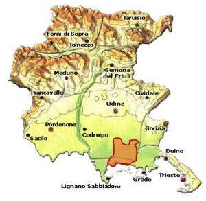 Friuli Annia DOC area