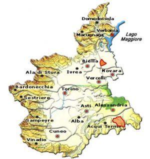 Ghemme DOCG area