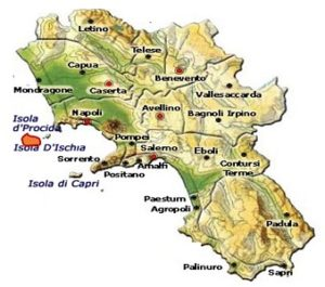 Ischia DOC area