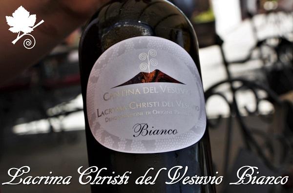 Lacryma Christi del Vesuvio Bianco DOC