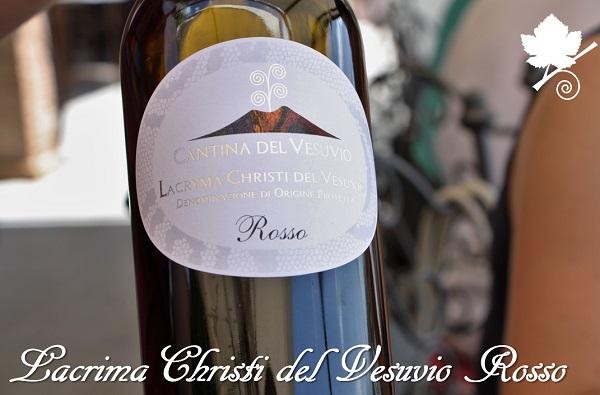 Lacryma Christi del Vesuvio DOC Rosso