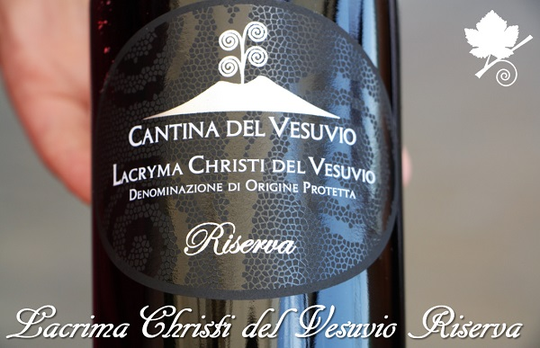 Lacryma Christi del Vesuvio DOC Rosso Riserva