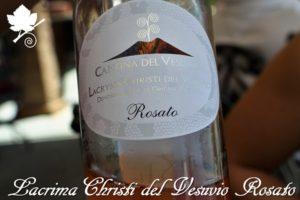 Lacryma Christi del Vesuvio Rosato DOC