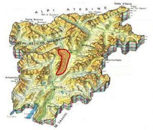 Lago di Caldaro DOC area