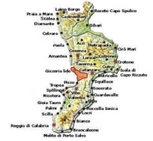 Lamezia DOC area