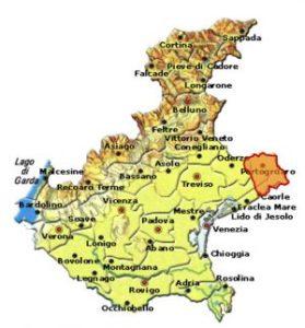 Lison Pramaggiore DOC area Veneto