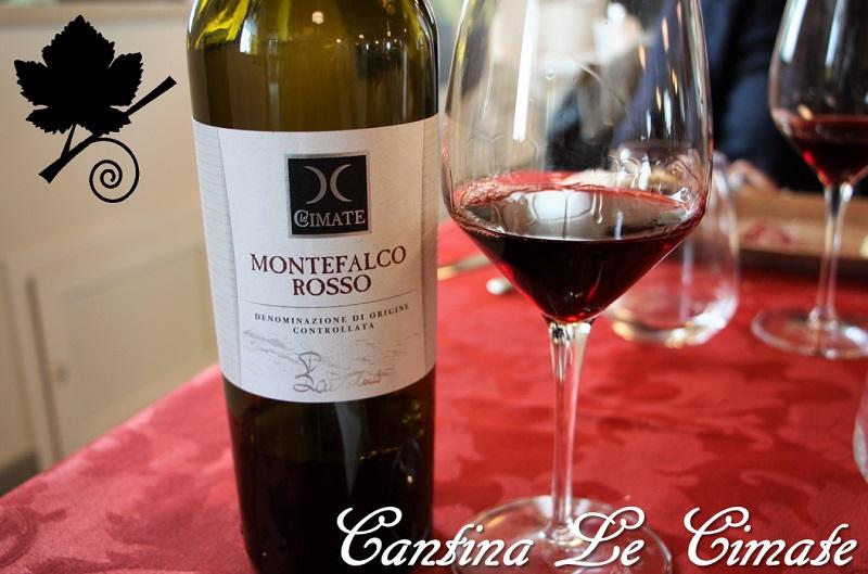 Montefalco Rosso DOC – Le Cimate