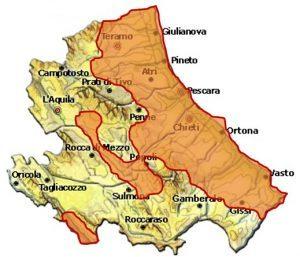 Montepulciano d'Abruzzo zona