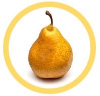 Pera gialla