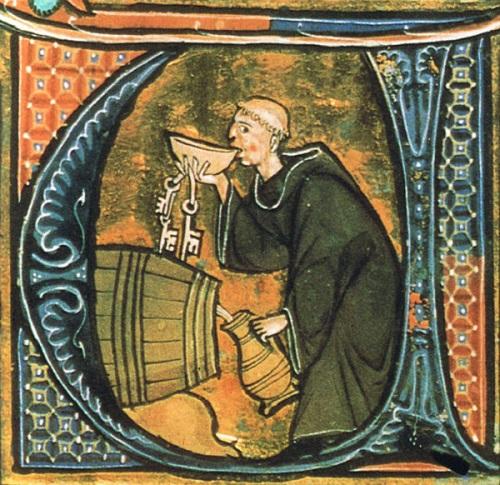 Roma DOC vino nel medioevo ordini religiosi
