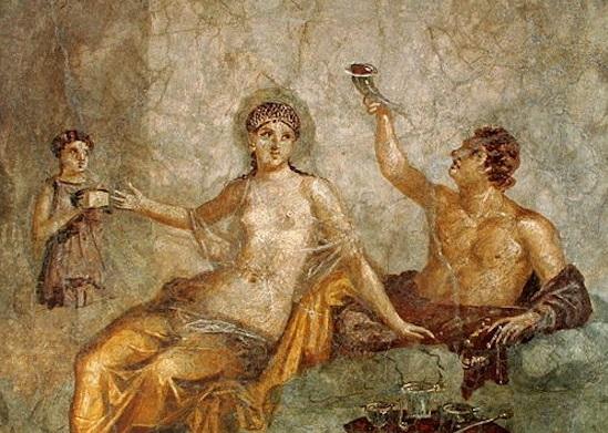 Roma DOC vino nell'antica Roma