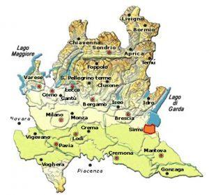 San Martino della Battaglia DOC - area lombardia