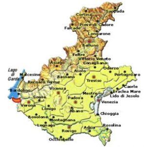 San Martino della Battaglia DOC - area veneto