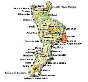 Santanna di Isola Capo Rizzuto DOC area