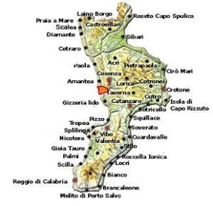 Scavigna DOC area