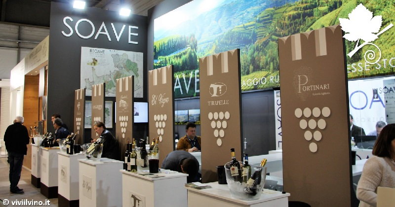 Soave Superiore DOCG stand a Vinitaly