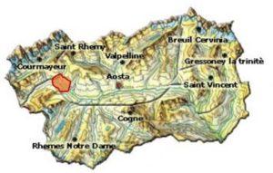Valle d'Aosta DOC Blanc de Morgex et de la Salle