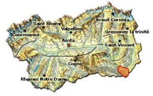 Valle d'Aosta DOC Donnas