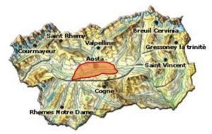 Valle d'Aosta DOC Torrette