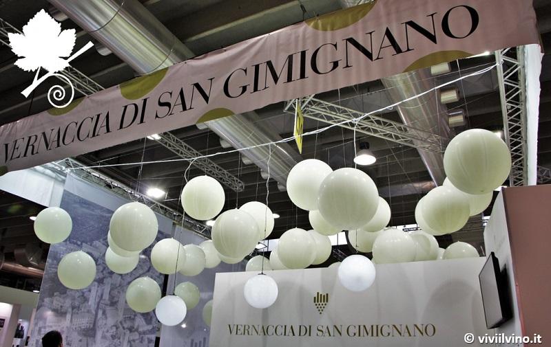Vernaccia di San Gimignano DOC Vinitaly 2018